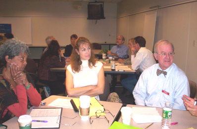 In Conversation: Curdina, Martha, Jim W.